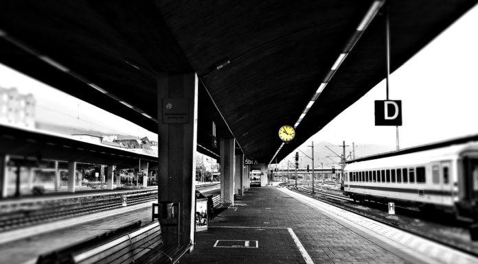 Odszkodowanie za wypadek na peronie kolejowym