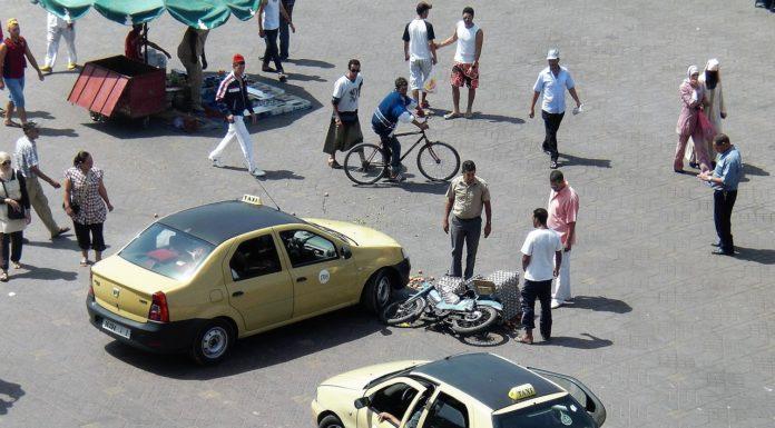 Kolizja z obcokrajowcem: co zrobić podczas wypadku i gdzie zgłosić szkodę